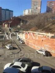 1-комнатная, улица Луговая 45/2. Луговая, агентство, 34 кв.м. Вид из окна днём