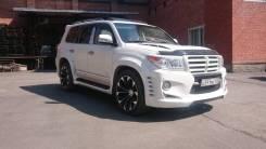 Обвес кузова аэродинамический. Toyota Land Cruiser, J200, UZJ200W, UZJ200. Под заказ
