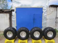 Dunlop. 10.0x15, 6x139.70, ET-50, ЦО 110,0мм.