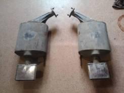 Глушитель. Infiniti M35, Y50, Y51 Двигатели: VK56VD, VQ25HR, VQ37VHR, VQ35DE