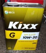 GS Oil. Вязкость 10W-30, полусинтетическое