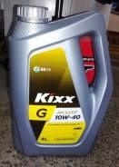 GS Oil. Вязкость 10W-40, полусинтетическое