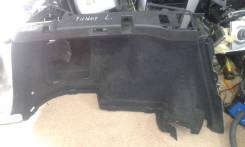 Обшивка багажника. Toyota Corolla Fielder, NZE121, NZE121G Двигатель 1NZFE