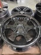 Nissan. 8.5x18, 5x114.30, 5x120.00, ET25, ЦО 73,1мм.