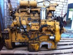 Двигатель в сборе. ЧТЗ Т-170
