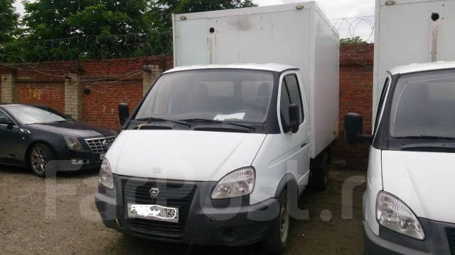 ГАЗ Газель. Газель фургон изотермический, 2 800 куб. см., 700 кг.
