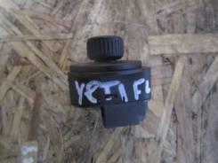 Кнопка управления зеркалами. Skoda Yeti, 5L Двигатели: CAXA, CBZB, CDAB, CFHC