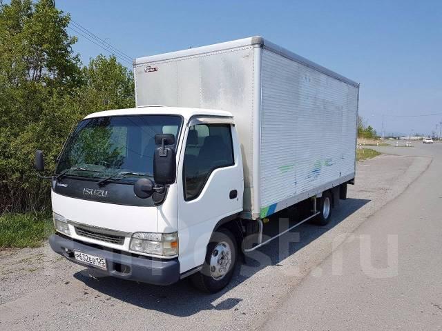 Isuzu Elf. Продается грузовик Isuzu ELF, 4 800 куб. см., 3 000 кг.