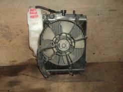 Радиатор охлаждения двигателя. Daihatsu Storia Toyota Duet, M111A, M100A, M101A, M110A Двигатели: EJVE, EJDE, K3VE