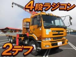 UD Trucks. Nissan UD Big Thumb (Condor) GE13, 13 000 куб. см., 12 000 кг. Под заказ