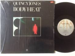JAZZ! Квинси Джонс / Quincy Jones - BODY HEAT - JP LP 1974