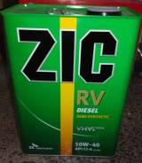 ZIC RV. Вязкость 10W-40, полусинтетическое