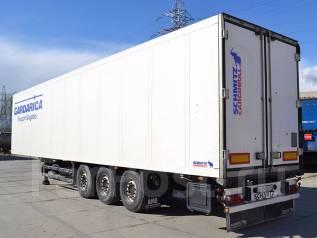 Schmitz. Полуприцеп рефрижератор 2008 г/в, 39 000 кг.