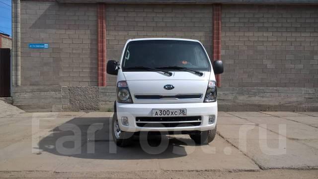 Kia Bongo III. Продается грузовик КИА бонго 3, 2 497 куб. см., 1 000 кг.