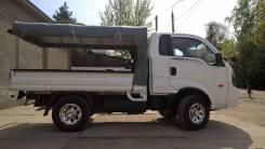 Kia Bongo III. Продается грузовик КИА бонго 3, 2 497куб. см., 1 000кг., 4x4