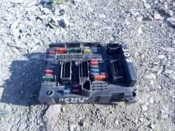 Блок предохранителей. Peugeot 307, 3A/C Двигатель TU5