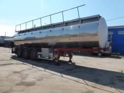 Menci. Полуприцеп цистерна пищевая , 38 000 кг.
