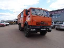 Камаз 43114. Нефаз 4208-10, 1 500 куб. см., 10 000 кг.