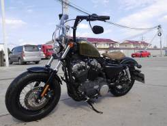Harley-Davidson Sportster Forty-Eight XL1200X. 1 200 куб. см., исправен, птс, без пробега