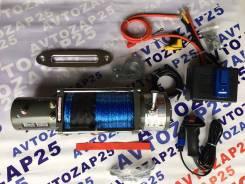 Лебедка автомобильная Electric Winch 12v 9500LBS Трос 9 мм -27 метров. Subaru Sambar Electric