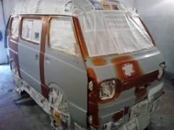 Кузовной ремонт , покраска авто