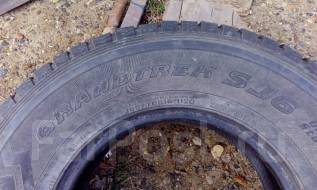 Dunlop Grandtrek SJ6. Зимние, износ: 30%, 1 шт