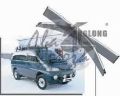 Ветровик на дверь. Mitsubishi L400 Mitsubishi Delica Space Gear, PD4W, PD6W, PD8W, PE8W Mitsubishi Delica