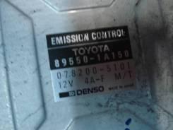 Блок управления двс. Toyota Corolla, AE95 Toyota Sprinter, AE95 Двигатель 4AF