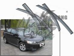 Ветровик на дверь. Mitsubishi Lancer X Mitsubishi Galant Fortis