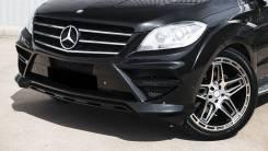 Обвес кузова аэродинамический. Mercedes-Benz M-Class. Под заказ
