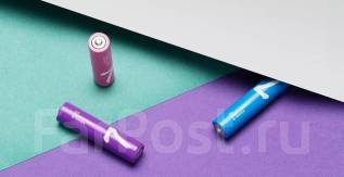Батарейки Пальчиковые Xiaomi Raibow от магазина iStudio
