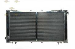 Радиатор охлаждения двигателя. Subaru Impreza, GC8, GF8 Subaru Legacy, BG5, BF5, BD5, BC5 Subaru Forester Двигатели: EJ205, EJ22G, EJ20K, EJ207, EJ20G...