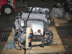Двигатель в сборе. Toyota Vista, SV41 Toyota Camry, SV41 Двигатель 3SFE