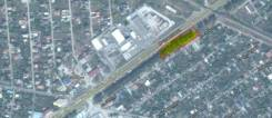 Земельный участок под коммерцию!. 2 100 кв.м., собственность, электричество, вода, от агентства недвижимости (посредник)