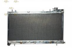Радиатор охлаждения двигателя. Subaru Forester, SF9 Subaru Impreza, GF1, GF4, GF2, GF8, GFA, GC2, GF6, GC1, GC6, GC4, GF5, GC8, GF3 Двигатель EJ254