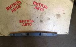 Накладка на дверь багажника. Kia Rio