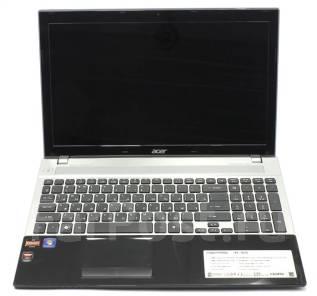 "Acer Aspire V3-551G-64406G50Makk. 15.6"", 2,3ГГц, ОЗУ 8192 МБ и больше, диск 160 Гб, WiFi, Bluetooth, аккумулятор на 1 ч."