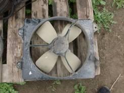 Вентилятор охлаждения радиатора. Toyota Camry, SV30