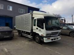 Isuzu Forward. Грузовик , 1999 г. в., 7 790 куб. см., 5 000 кг.
