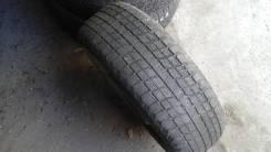 Bridgestone. Всесезонные, 2012 год, износ: 50%, 1 шт