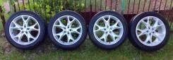 Продам 4 колеса 275/45 R20 / 9J 5x114.3 ET30. 9.0x20 5x114.30 ET30 ЦО 71,6мм.