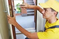 Монтаж и ремонт дверей и окон, фурнитура. Откосы. Доборы. Арки. WhatsAp