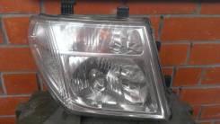Фара. Nissan Pathfinder, R51 Двигатель VQ40DE