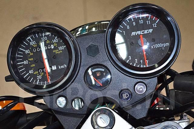 Racer Magnum RC250-C5B. 250куб. см., исправен, птс, без пробега