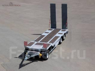 Тверьстроймаш. Новые полуприцепы 8342Т, 25 000 кг. Под заказ