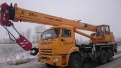 Галичанин КС-55713-5Л. Автокран Галичанин 25тн