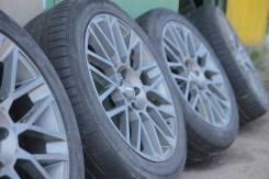 Продам комплект колес 18 ,5x114.3. 8.0x18 5x114.30 ET-50 ЦО 72,6мм.
