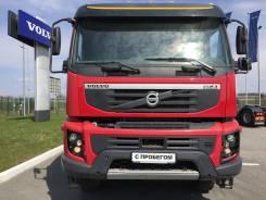 Volvo FMX. Самосвал Volvo 6х6, КПП автомат, 2011 год, 496 137 км, 13 000 куб. см., 26 200 кг.