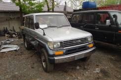 Toyota Land Cruiser Prado. LJ78, 2LTE