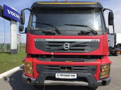 Volvo. Самосвал 6х4, МКПП, 2011 г, 725 898 км, 13 000 куб. см., 27 200 кг.